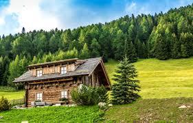 deco chalet de montagne une décoration de jardin montagne idées et inspirations