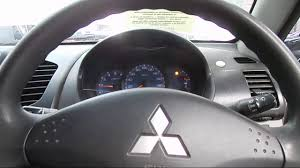 mitsubishi triton 2008 wrecking 2008 mitsubishi triton 3 2 5 speed c20661 youtube