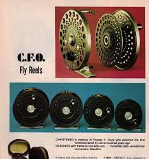 orvis cfo the spinner history of the orvis c f o