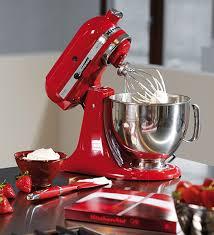 220 volt kitchenaid 5ksm150pseer artisan stand mixer empire red