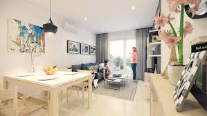 small open plan home interiors