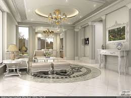 Classical House Design Magnificent Classic Interior Design Fashion Leaves Style
