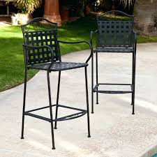 Outdoor Bar Patio Furniture by Bar Stool Outdoor Furniture Bellagio Sling Swivel Bar Stool Bar