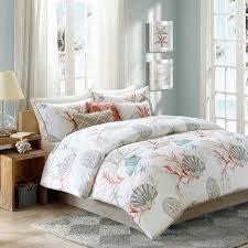 Beachy Comforters Bedroom Best 25 Coastal Bedding Ideas On Pinterest Bedrooms Beach
