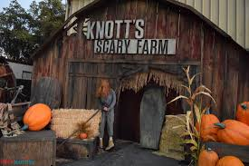 Knotts Berry Farm Halloween Decorations by Category