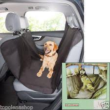 porta cani per auto coperte per sedili auto per il trasporto di cani ebay