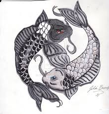 koi fish designs meaning ideas