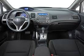 2005 Honda Civic Coupe Interior 2009 Honda Civic Photos Specs News Radka Car S Blog