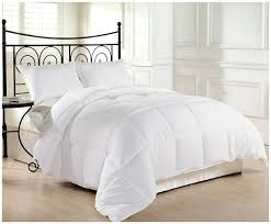 Down Alternative Comforter Twin Xl Clara Clark Goose Down Alternative Double Fill Comforter