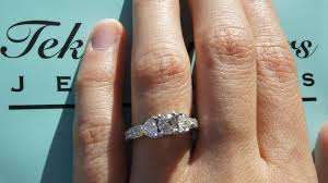 10 year anniversary ring 10 year anniversary ring took s solitaire and heart