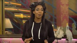 Tiffany Pollard Nude Pictures - celebrity big brother s darren day nominates tiffany pollard for