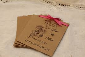 seed favors seed packets seed packet favors seed packet wedding favors