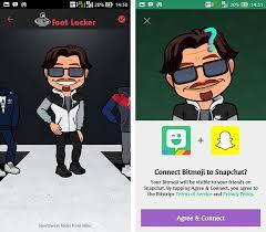 bikin video animasi snapchat cara membuat emoji keren di snapchat menggunakan bitmoji dailysocial