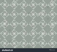 pattern four butterflies pasted 45 degree stock illustration