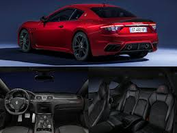 maserati granturismo coupe interior maserati granturismo updated for 2018 torque