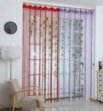 Beaded Doorway Curtains Door Beads Ebay