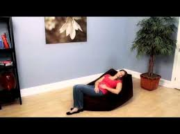 Dorm Room Bean Bag Chairs - jaxx solo position bean bag chair the only chair students need