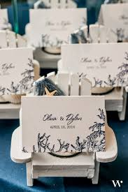 beachy wedding favors 5 inspiring ideas for a themed wedding reception the