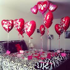 Balloon Decoration For Valentine S Day by 31 Best Valentine U0027s Surprise Images On Pinterest Gifts