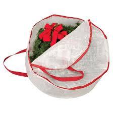 household essentials 24 wreath storage bag target