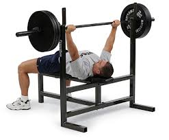 Bench Press Heavy Jumpstart Athletics