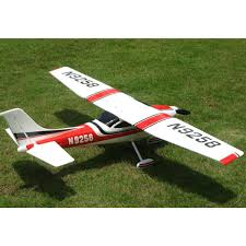 55in cessna 182 rtf epo foam value hobby