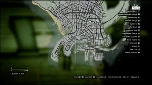 Gta 5 Map How To Find Gta V Baseball Bats And Crowbars Melee Weapons