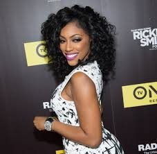 porsha williams porsha williams collapses in parking lot rushed to hospital the