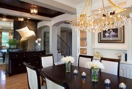 glamorous modern dining room robeson design san diego interior