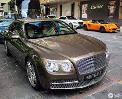 2017 bentley flying spur bentley flying spur w12 5 february 2017 autogespot