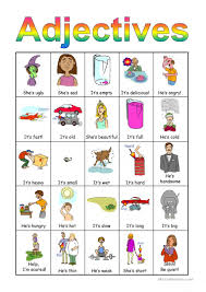 thanksgiving adjectives 307 free esl adjectives powerpoint presentations exercises