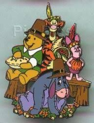 thanksgiving pins pin by all things disney pins on pooh friends
