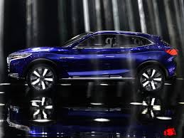 saic u0027s roewe vision e previews luxurious chinese suv for 2018