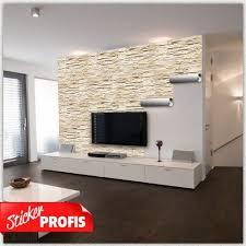 steinwand wohnzimmer beige steinwand wohnzimmer tv home interior minimalistisch www
