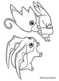 digimon smile digimon coloring pages digimon