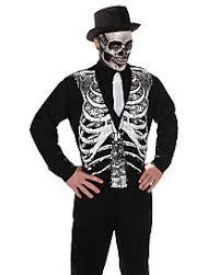 Skeleton Halloween Costumes Adults Skeletons U0026 Dead Costumes Spirithalloween