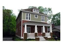 house plans for narrow lots houseplans com modern farmhouse duplex