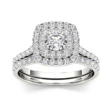 1 carat halo engagement ring halo 1 to 1 5 carats engagement rings shop the best deals for