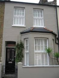 Grey House Paint by Best 20 Brick House Colors Ideas On Pinterest Painted Brick