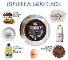 top mug cake recipes house proud magazine