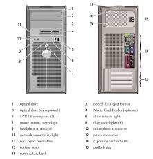 optiplex 780 visual guide to your computer dell us