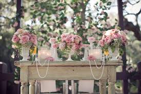 vintage garden wedding decor u2013 home design and decorating