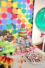 candyland birthday party candy candyland candy land birthday party ideas photo 7 of 10