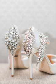 wedding shoes heels 2017 best embellished white wedding shoes to feel elegance