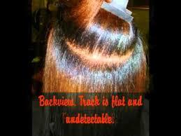 interlocking hair adding fullness to hair using the interlock method
