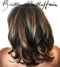 hairstyle over 50 medium length 90 sensational medium length haircuts for thick hair brown