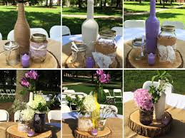 do it yourself wedding centerpiece ideas for the budget minded