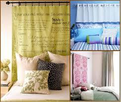 Curtains For Headboard 5 Creative Ideas For Your Headboard So Creative Things