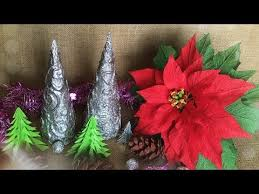 abc tv how to make christmas tree decoration from aluminum foil