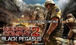 call of duty apk data modern combat 2 black pegasus apk data android